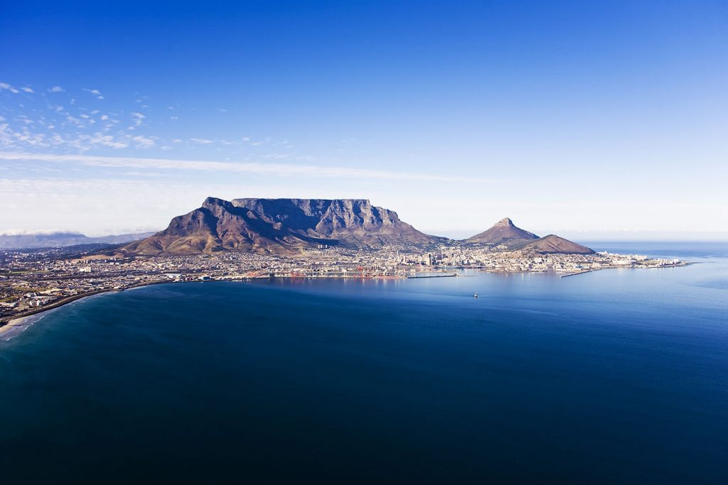 South African - Table Mountain