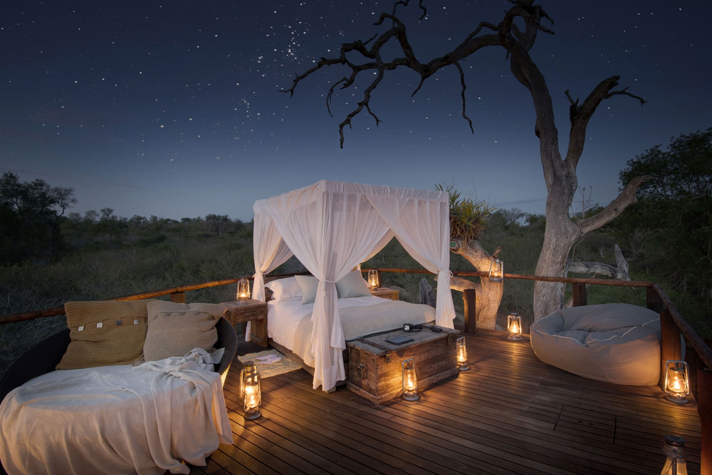 Safari Sleep Out