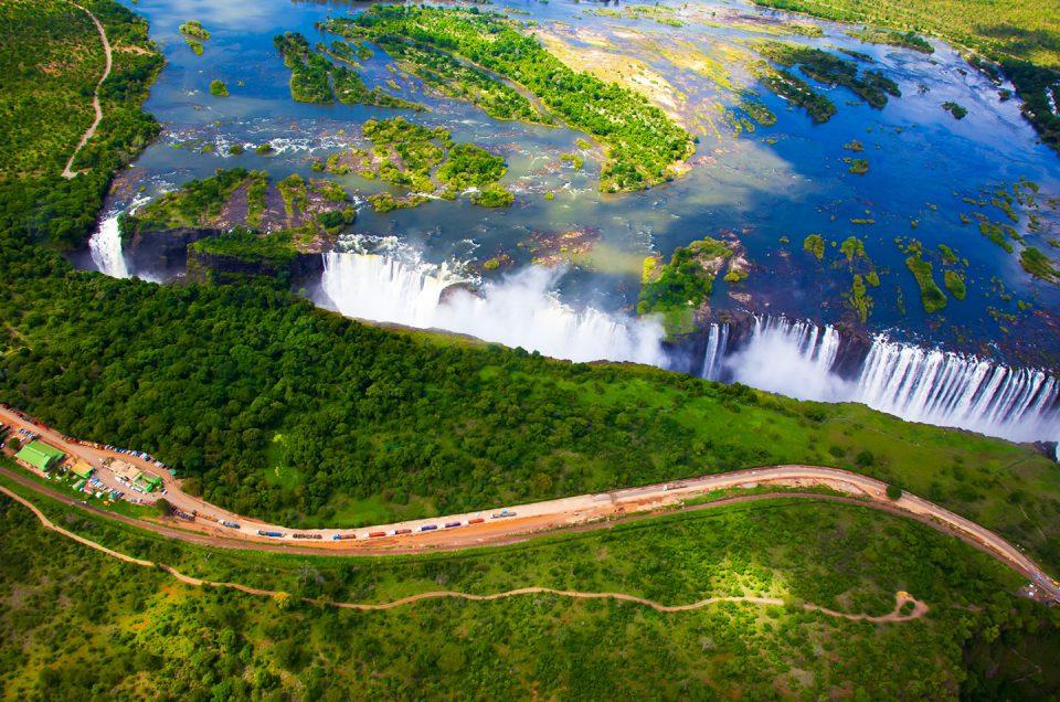 Victoria Falls Safari - Discovering Africa
