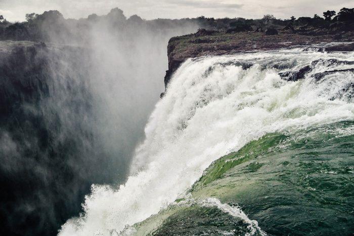 Livingstone's Island