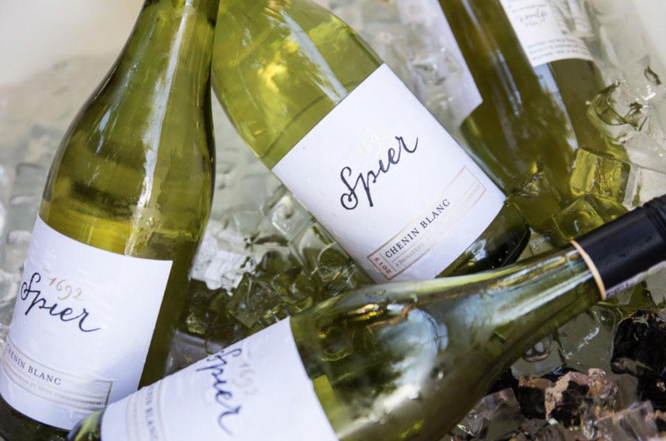 Spier Wine Estate - Discovering Africa